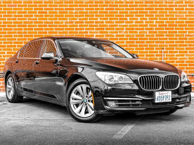 2015 BMW 740Ld xDrive Burbank, CA 1