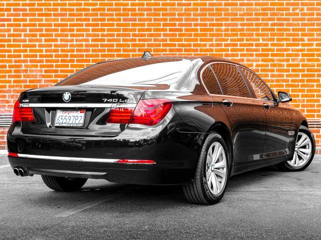 2015 BMW 740Ld xDrive Burbank, CA 5