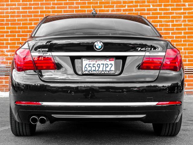 2015 BMW 740Ld xDrive Burbank, CA 7