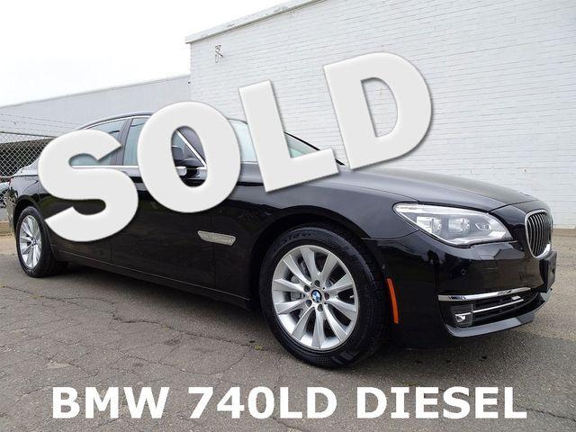 2015 BMW 740Ld xDrive 740Ld xDrive Madison, NC