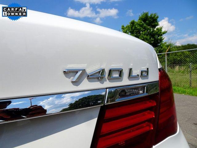 2015 BMW 740Ld xDrive 740Ld xDrive Madison, NC 11