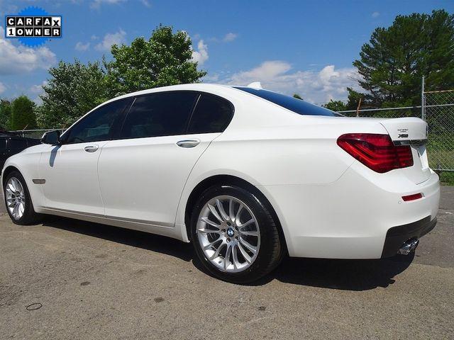 2015 BMW 740Ld xDrive 740Ld xDrive Madison, NC 4
