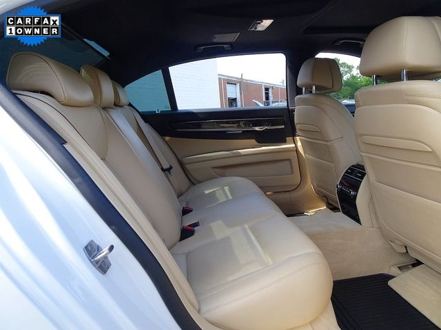 2015 BMW 740Ld xDrive 740Ld xDrive Madison, NC 41