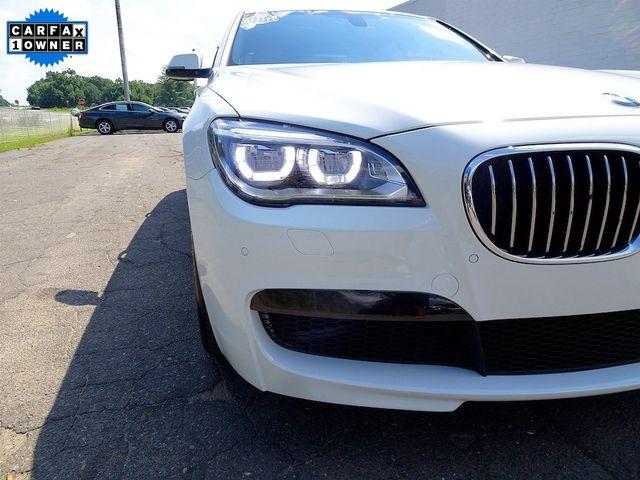 2015 BMW 740Ld xDrive 740Ld xDrive Madison, NC 8