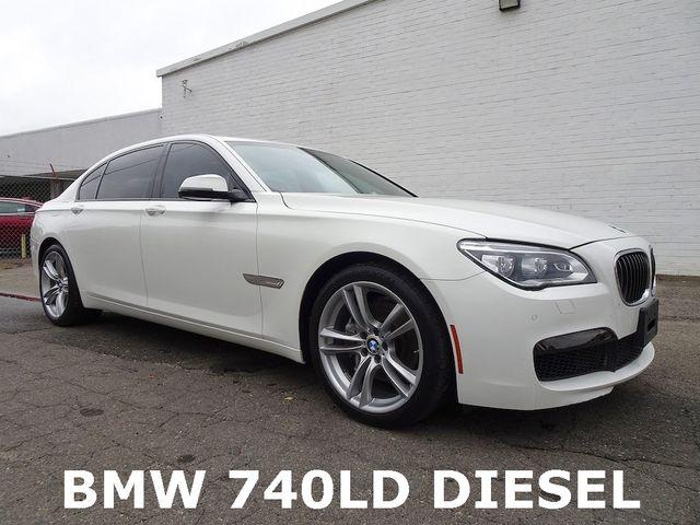 2015 BMW 740Ld xDrive 740Ld xDrive Madison, NC 0