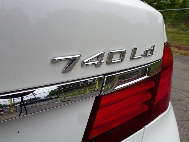 2015 BMW 740Ld xDrive 740Ld xDrive Madison, NC 12
