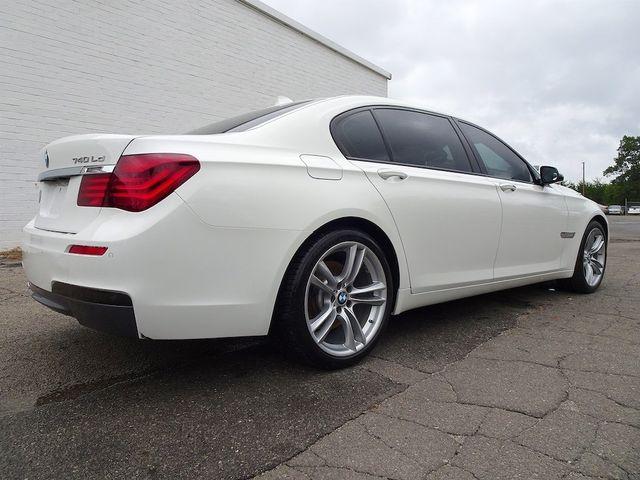 2015 BMW 740Ld xDrive 740Ld xDrive Madison, NC 2