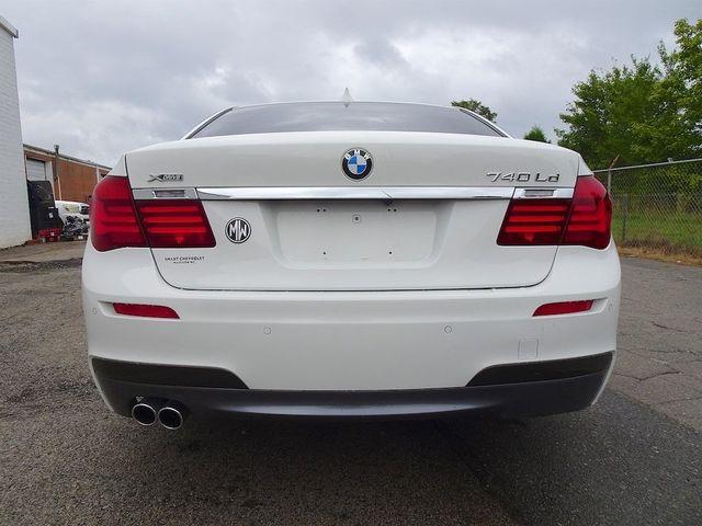 2015 BMW 740Ld xDrive 740Ld xDrive Madison, NC 3