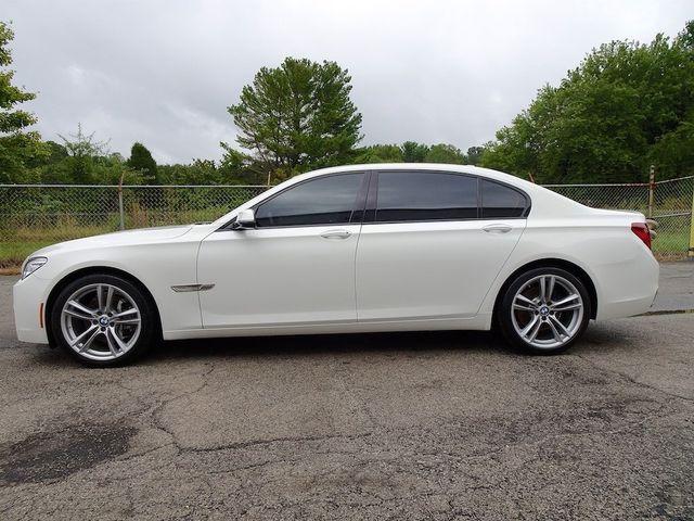 2015 BMW 740Ld xDrive 740Ld xDrive Madison, NC 5