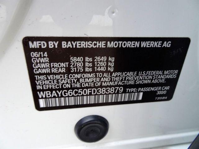 2015 BMW 740Ld xDrive 740Ld xDrive Madison, NC 59