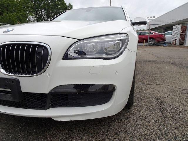 2015 BMW 740Ld xDrive 740Ld xDrive Madison, NC 9