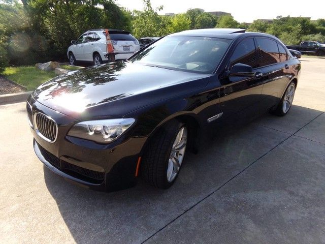 2015 BMW 740Li UNDER WARRANTY* in Carrollton, TX 75006