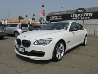2015 BMW 750Li M Sport Sedan in Costa Mesa, California 92627