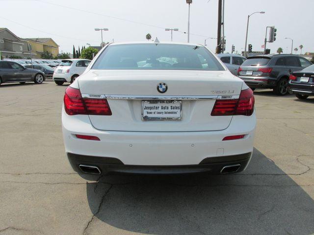 2015 BMW 750Li M Sport Sedan in Costa Mesa, California 92627