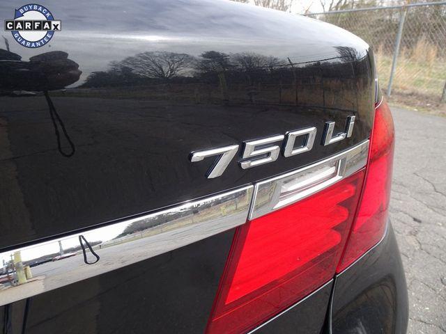 2015 BMW 750Li xDrive 750Li xDrive Madison, NC 12