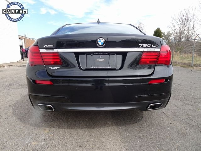 2015 BMW 750Li xDrive 750Li xDrive Madison, NC 2