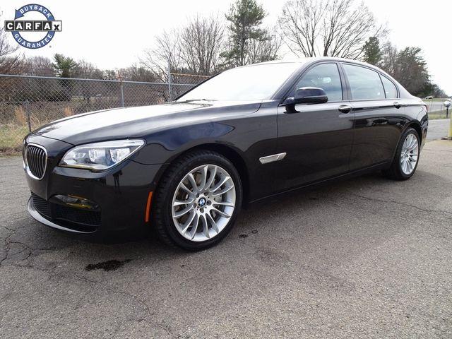 2015 BMW 750Li xDrive 750Li xDrive Madison, NC 5