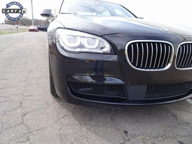 2015 BMW 750Li xDrive 750Li xDrive Madison, NC 8