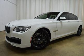 2015 BMW 750Li xDrive M-SPORT 4d Sedan 750Li xDrive in Merrillville IN, 46410