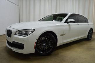 2015 BMW 750Li xDrive M-SPORT 4d Sedan 750Li xDrive in Merrillville, IN 46410