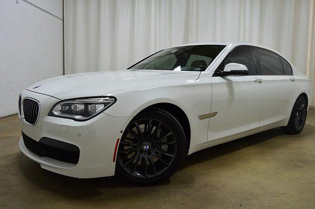 2015 BMW 750Li xDrive M-SPORT 4d Sedan 750Li xDrive