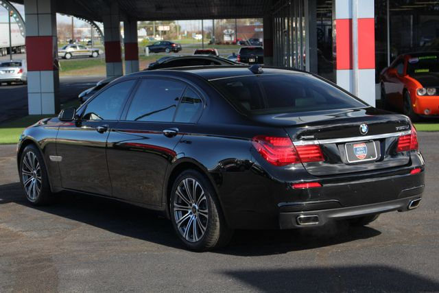 2015 BMW 750Li xDrive AWD - M SPORT EDITION - BRAND NEW TIRES! Mooresville , NC 27