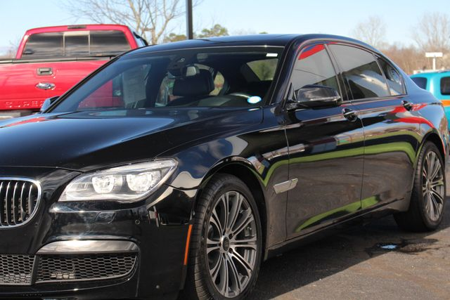 2015 BMW 750Li xDrive AWD - M SPORT EDITION - BRAND NEW TIRES! Mooresville , NC 29