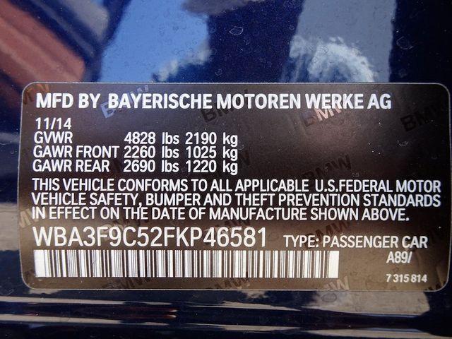 2015 BMW ActiveHybrid 3 ActiveHybrid 3 Madison, NC 61