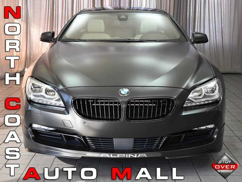 2015 BMW ALPINA B6 xDrive Gran Coupe ALPINA B6 xDrive  Gran in Akron, OH