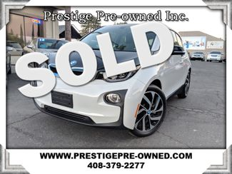 2015 BMW I3 (*TERA WORLD/NAVI/HEATED SEATS/LEATHER/REX*)  in Campbell CA
