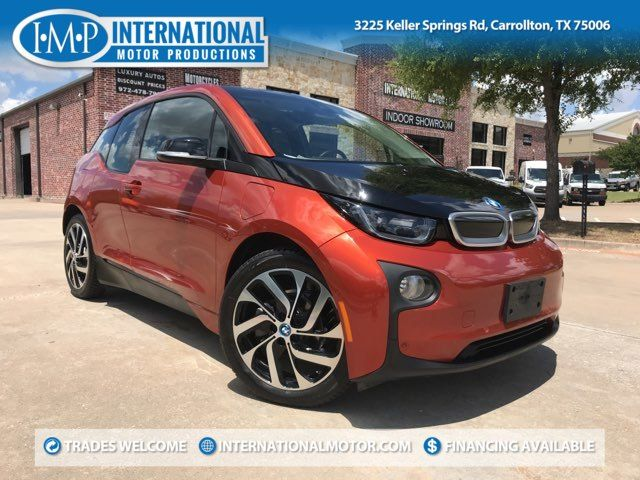2015 BMW i3 Tera World Rng Ext