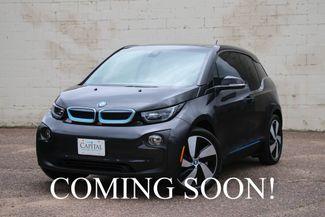 2015 BMW i3 EV w/Range Extender, Tech + Driving in Eau Claire, Wisconsin