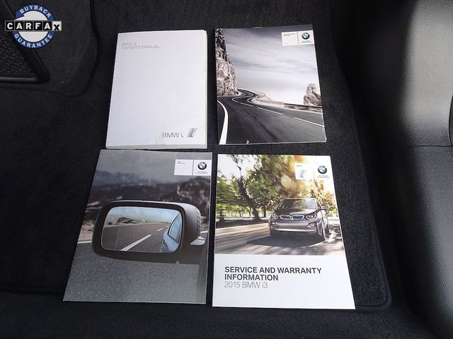 2015 BMW i3 with Range Extender Madison, NC 44