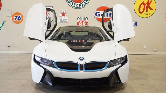 2015 BMW i8 PURE IMPULSE WORLD HUD,NAV,F&TOP CAM,HTD LTH,9K