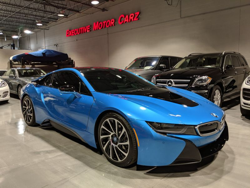 2015 BMW i8   Lake Forest IL  Executive Motor Carz  in Lake Forest, IL