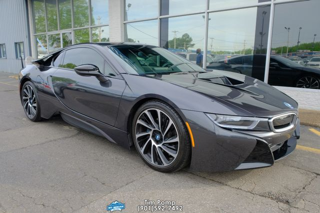 2015 BMW i8 CERTIFIED WARRANTY FROM BMW