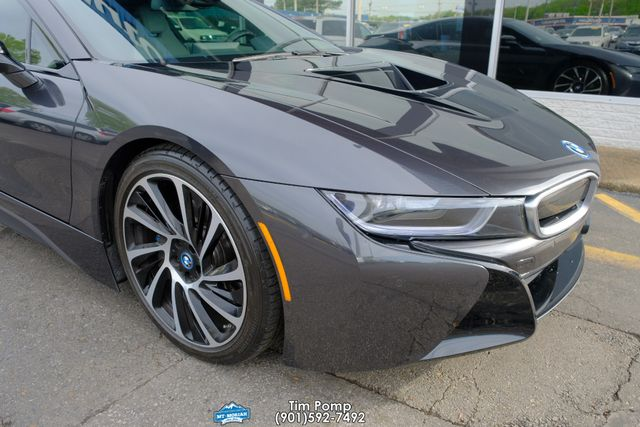 2015 BMW i8 CERTIFIED WARRANTY FROM BMW in Memphis, Tennessee 38115