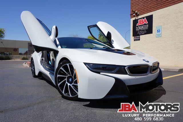 2015 BMW i8 Pure Impulse World Coupe