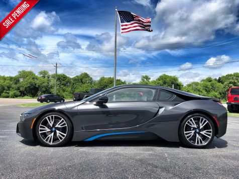 2015 BMW i8 SOPHISTO GREY/IVORY LEATHER 1 OWNER CARFAX in , Florida