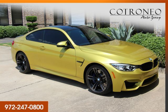 2015 BMW M Models Coupe in Addison, TX 75001
