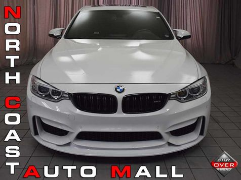 2015 BMW M Models Manual / Executive Package / Heads Up Display in Akron, OH