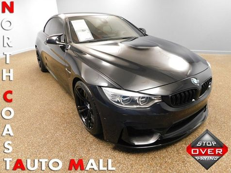 2015 BMW M Models 2dr Convertible Double Clutch / Executive Package in Bedford, Ohio
