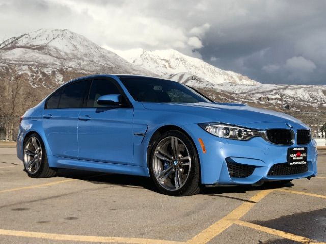2015 BMW M Models Base LINDON, UT 7