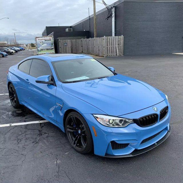 2015 BMW M Models Base