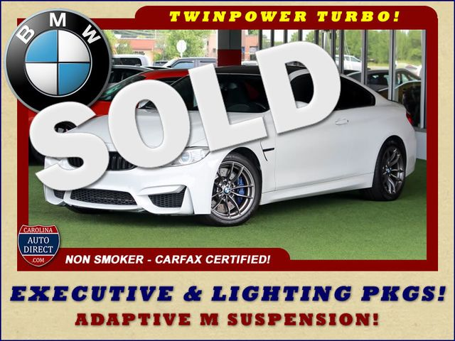 2015 BMW M Models M4 RWD -  EXECUTIVE & LIGHTING PKGS! Mooresville , NC