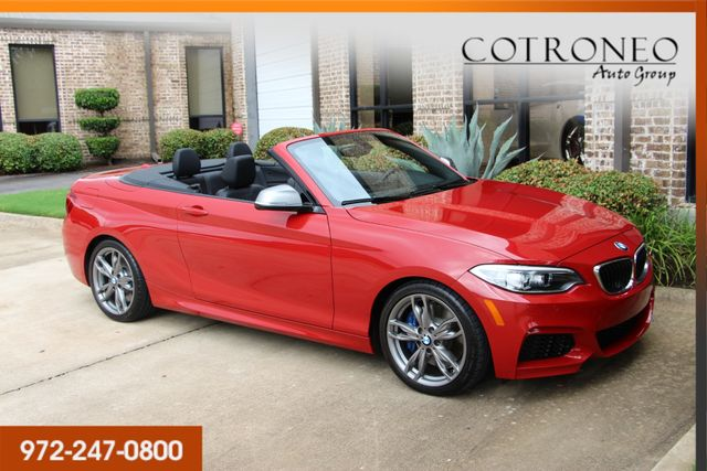 2015 BMW M235i Convertible in Addison TX, 75001