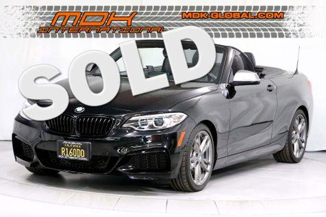 2015 BMW M235i - Tech pkg - Nav - H/K Sound in Los Angeles