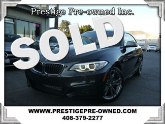 2015 BMW M235i (*NAVI & BACK-UP CAM/PREM/TECH/DRIVER ASSIST PKG*)  in Campbell CA