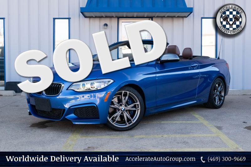 2015 BMW M235i  in Rowlett Texas