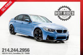 2015 BMW M3 in Yas Marina Blue in Carrollton, TX 75006